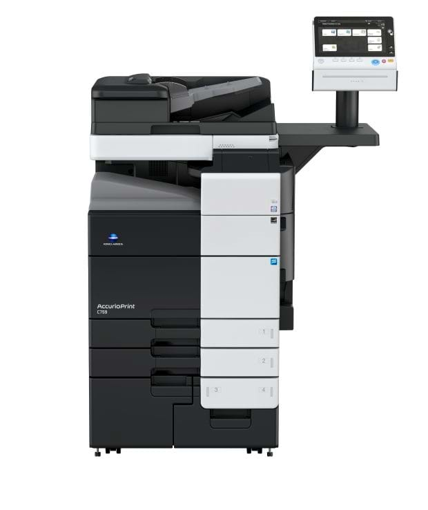 Konica Minolta accurio print c759flux professional printer