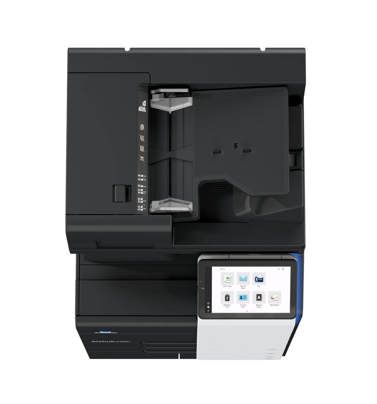 bizhub C550i | A3 Multifunktionssystem | Farbe und S/W